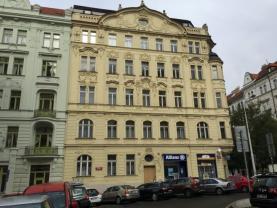 Pronájem, byt 2+1, 100 m2, Praha - Vinohrady, ul. Římská