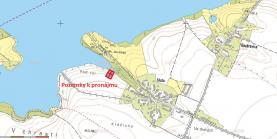 mapa (Pronájem, louka, Nahořany - Lhota), foto 2/12
