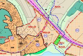Prodej, stavební pozemek, Horní Planá, Jenišov