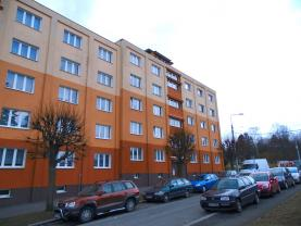 Prodej, byt 1+1, Plzeň, ul. náměstí Milady Horákové