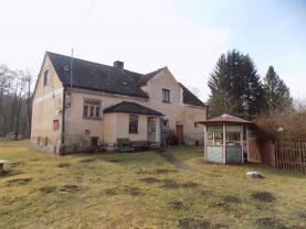 Prodej, rodinný dům,7254m2, Bělá nad Radbuzou, ul. Smolovská