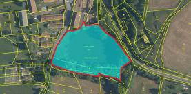 Pronájem, vodní plocha, 7691 m2, Slatina u Chudenic
