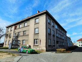 Prodej, byt 2+kk, Hradec Králové, Denisovo náměstí