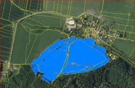 Pronájem, louka, 12 ha, Sázava - Dojetřice