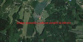 Prodej, pole, 32200 m2, Košov