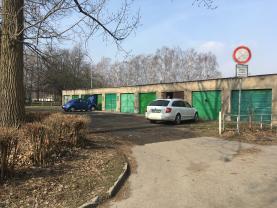 Prodej, garáž, 21 m2, Ostrava, ul. Zelená