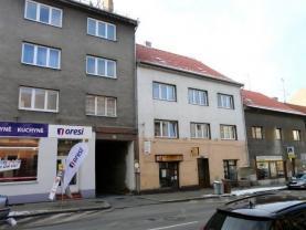 Pronájem, komerční prostory, Písek, ul. Kollárova