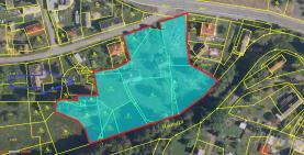 Prodej, stavební pozemek, 7254 m2, Bělá nad Rabúzou