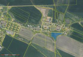 Prodej, stavební pozemek, 6731 m2, Malé Březno