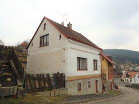 Prodej, rodinný dům 3+1, 241 m2, Kraslice, ul. Hřbitovní