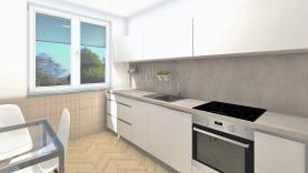 Prodej, byt 2+1, 58 m2, Hranice, ul. Nová