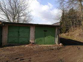 Prodej, garáž,19 m2, Klášterec nad Ohří, ul. Za Hřbitovem