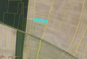 Prodej, orná půda, 7185 m2, Řestoky