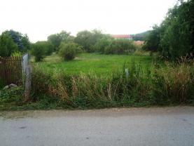 Prodej, zahrada 1500 m2, Vanovice, okr. Blansko