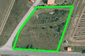 Prodej, zahrada, 1495 m2, Nový Přerov