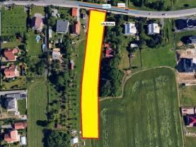 Prodej, stavební pozemek, 3001 m2, Valašské Meziříčí