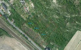 mapa pozemky (Prodej, stavební pozemek, 2650 m2, Žalhostice), foto 2/4