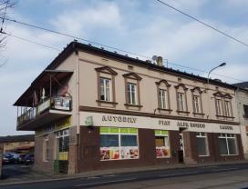 Pronájem, komerční objekt, 80 m2, Ostrava, ul. Ruská
