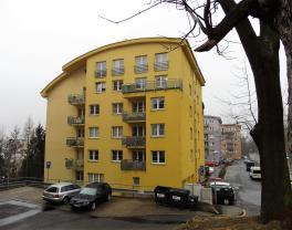 Prodej, byt 3+1, 83 m2, Liberec, ul. Nádvorní
