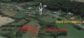 (Prodej, stavební pozemek, 2572 m2, Bílovec - Stará Ves), foto 2/6
