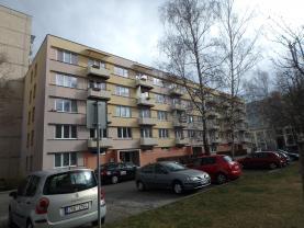 Prodej, byt 1+1, 39 m2, DV, České Budějovice, ul. Větrná
