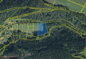 Prodej, pozemek, 4093 m2, Jesenný