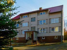 Prodej, byt 3+1 + garáž, 74 m2, Chříč