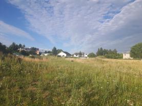Prodej, stavební pozemek, 1290 m2, Dubí, ul. Mstišovská