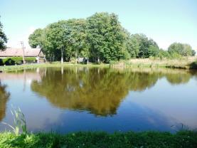 Prodej, rybník, 2961 m2, Benešov, okres Blansko