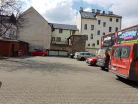 Prodej, pozemek, 468 m2, Ostrava, ul. Stodolní