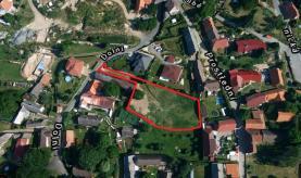 Prodej, stavební parcela, 1 888 m2, Chotoviny
