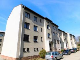 Prodej, byt 3+1, 77 m2, OV, Dolní Žandov + garáž 21 m2