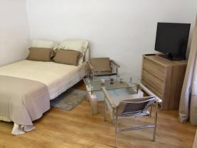 Pronájem, byt 1+kk, 24 m2, Mladá Boleslav