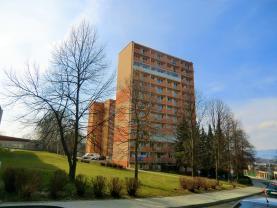 Prodej, byt 2+kk, 49 m2, OV, Bílina, ul. Fügnerova