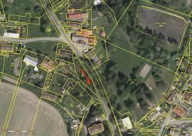 Prodej, pozemek, 722 m2, Hlinsko, Srní