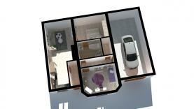 (Prodej, rozestavěný rodinný dům 3+kk, 126 m2, Božičany), foto 2/32