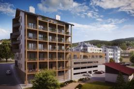 Prodej, byt 2+kk, 82 m2, Železná Ruda, ul. Javorská