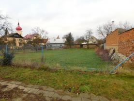 Prodej, pozemek, 973 m2, Bohuňovice