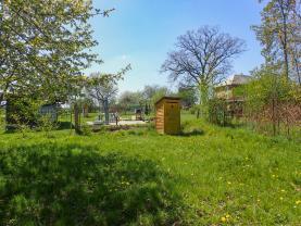 zahrada (Prodej, stavební pozemek, 906 m2, Dubá, ul. Požárníků), foto 3/19