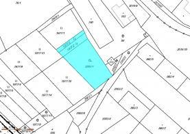 mapka (Prodej, stavební pozemek, 906 m2, Dubá, ul. Požárníků), foto 4/20
