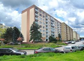 Pronájem, byt 2+1, Benešov, ul. Na Bezděkově