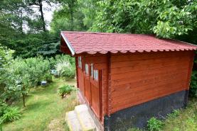 Zahradní domek (Prodej, chata, 615 m2, Žandov), foto 3/18