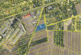 Prodej, pozemek, 2460 m2, Slavkov