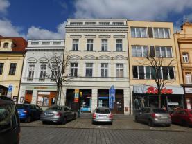 Pronájem, obchodní prostor, Kolín, ul. Karlovo náměstí