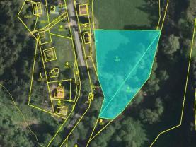Prodej, pozemek, 9810 m2, Všechlapy