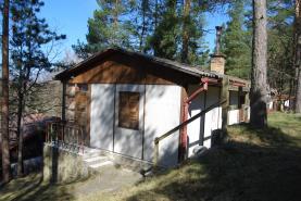 Prodej, chata 2+1, 40 m2, Křemže