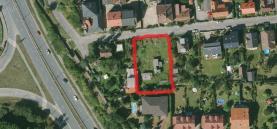Prodej, stavební parcela, 1265 m², Praha 9 - Hloubětín