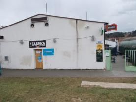 Prodej, komerční objekt, Letovice, okr. Blansko