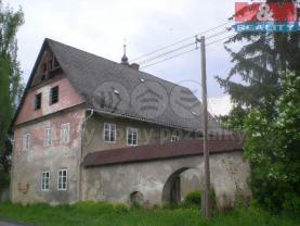 Prodej, historický objekt, Hynčice u Krnova