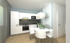 Prodej, byt 2+1, 58 m2, OV, Pardubice, ul. Jana Zajíce